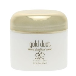 Gold Dust Shimmery Body Blush Powder